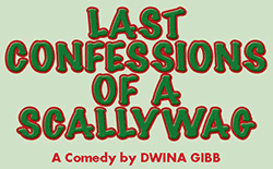 Confessions of a scallywag poster